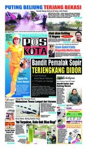 Cover Pos Kota 23 Januari 2019