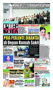 Pos Kota Cover 22 February 2019
