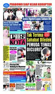 Cover Pos Kota 09 Maret 2019
