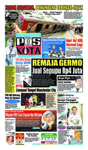 Pos Kota Cover 11 March 2019