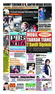 Pos Kota Cover 16 March 2019