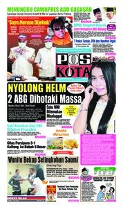 Pos Kota Cover 17 March 2019
