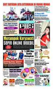 Pos Kota Cover 19 March 2019