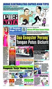 Cover Pos Kota 21 Maret 2019