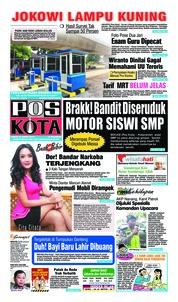 Pos Kota Cover 22 March 2019