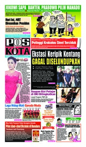 Pos Kota Cover 24 March 2019