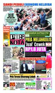 Pos Kota Cover 26 March 2019