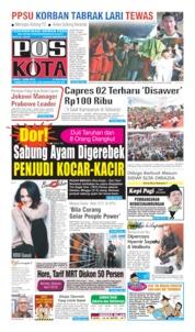 Cover Pos Kota 01 April 2019