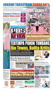 Pos Kota Cover 05 April 2019