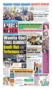 Pos Kota Cover 06 April 2019