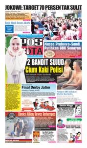 Pos Kota Cover 07 April 2019