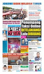 Pos Kota Cover 09 April 2019