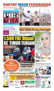 Pos Kota Cover 10 April 2019