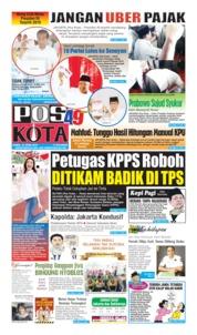 Pos Kota Cover