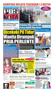 Cover Pos Kota 25 April 2019
