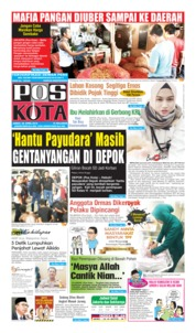 Pos Kota Cover 26 April 2019