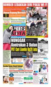 Cover Pos Kota 11 Mei 2019