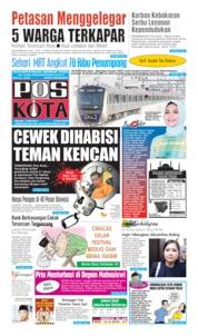 Cover Pos Kota 14 Mei 2019