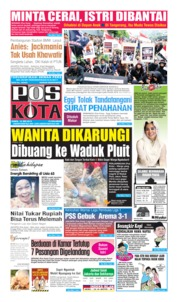 Pos Kota Cover 16 May 2019