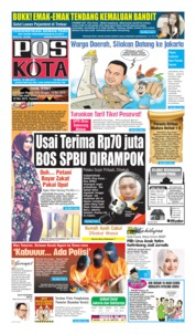 Pos Kota Cover 18 May 2019