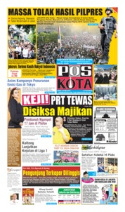 Pos Kota Cover 22 May 2019