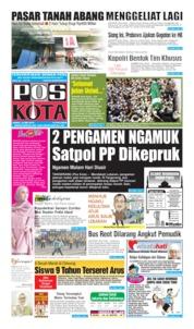 Cover Pos Kota 24 Mei 2019