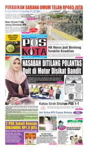 Pos Kota Cover 26 May 2019