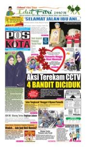 Pos Kota Cover 02 June 2019