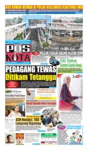 Pos Kota Cover 11 June 2019