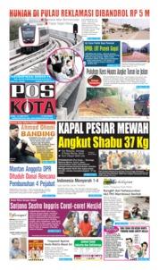 Pos Kota Cover 12 June 2019
