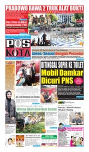 Pos Kota Cover 14 June 2019