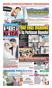 Pos Kota Cover 16 June 2019