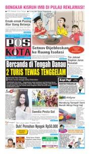 Cover Pos Kota 17 Juni 2019