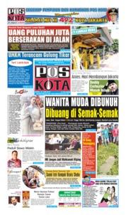 Cover Pos Kota 22 Juni 2019