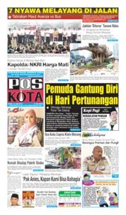 Cover Pos Kota 24 Juni 2019
