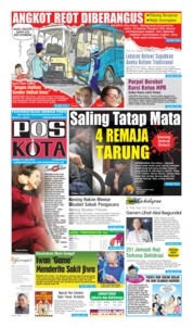 Pos Kota Cover 19 July 2019