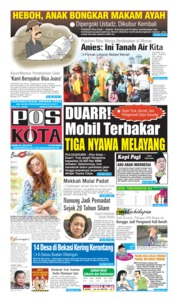 Pos Kota Cover 22 July 2019