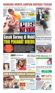 Pos Kota Cover 23 July 2019