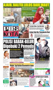 Cover Pos Kota 02 Agustus 2019