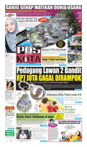 Pos Kota Cover 09 August 2019