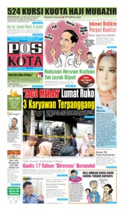 Pos Kota Cover 10 August 2019