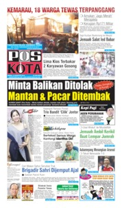 Pos Kota Cover 12 August 2019