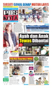 Pos Kota Cover 14 August 2019