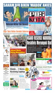 Pos Kota Cover 20 August 2019
