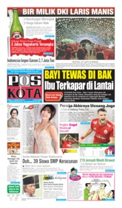 Pos Kota Cover 21 August 2019