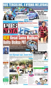Pos Kota Cover 22 August 2019