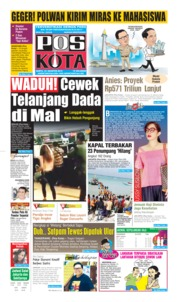 Pos Kota Cover 24 August 2019