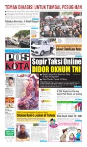 Cover Pos Kota 07 September 2019
