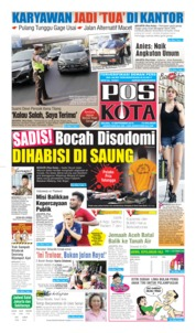 Cover Pos Kota 10 September 2019