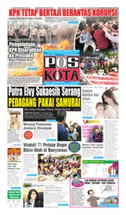 Pos Kota Cover 14 September 2019